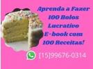 100 Receitas de Bolos