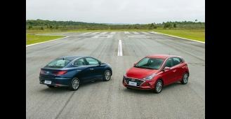 Hyundai apresenta a nova geração do HB20