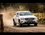 Mercedes-Benz apresenta nova família GLC no Brasil