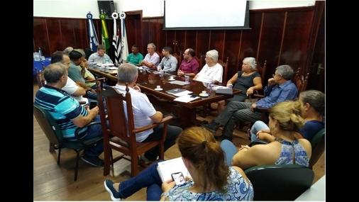 Prefeitura realiza Reunião sobre Covid-19