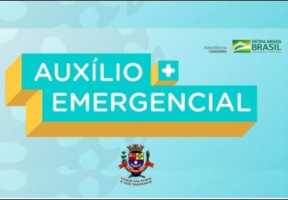 Governo Federal divulga plataforma do Auxílio Emergencial