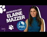 Bate-papo com Elaine Mazzer - Colégio Anglo Cerquilho