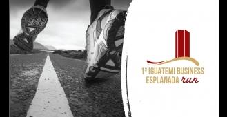 Iguatemi Business Esplanada promove corrida de rua