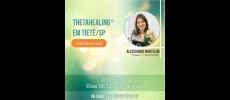 Tietê recebe curso de ThetaHealing de 18 a 20 de maio