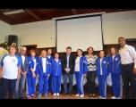 Prefeitura realiza homenagem a atletas