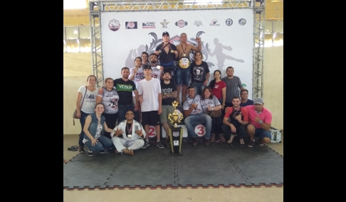 Atletas cerquilhenses se destacam no Open Fight Festival